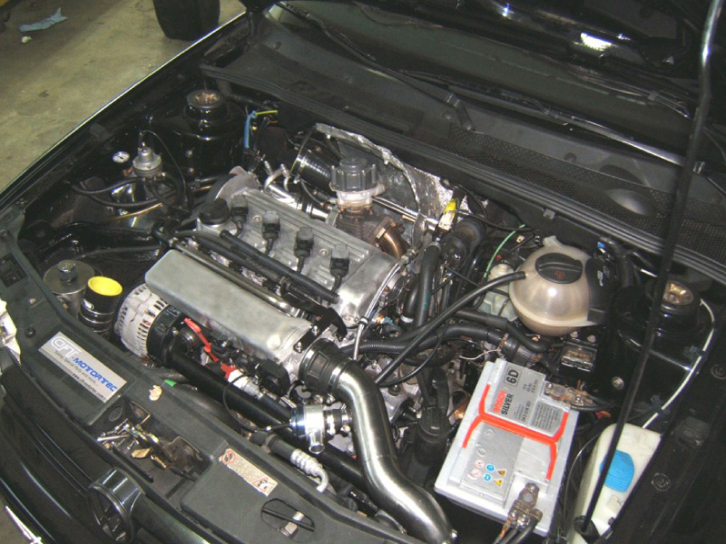 Vw Golf 3 16v Turbo Syncro Cft Motortec